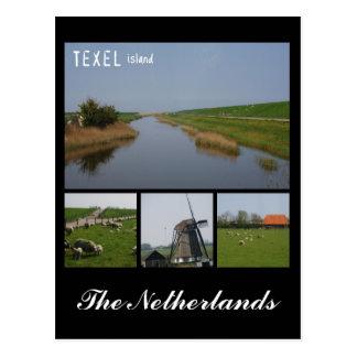 Postal Isla de Texel