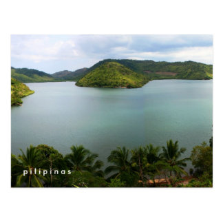 Postal isla filipina