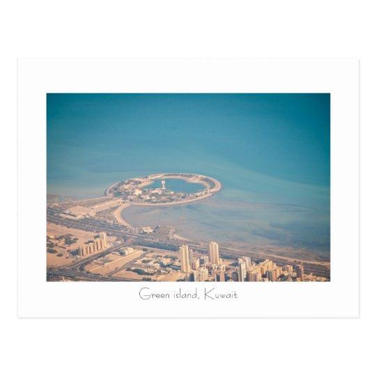 Postal Isla verde, Kuwait