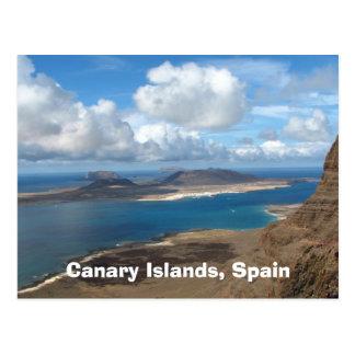 Postal Islas Canarias, España