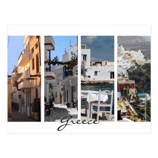 Postal Islas de Grecia