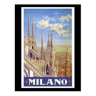 Postal Italia Milano Assisi Napoli Verona San Remo