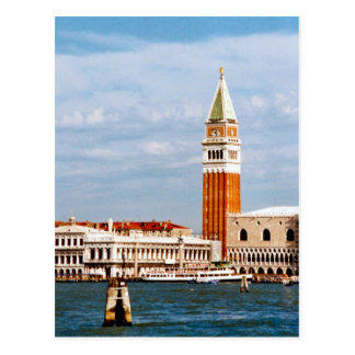 Postal Italia, Venecia, Venecia San Marco