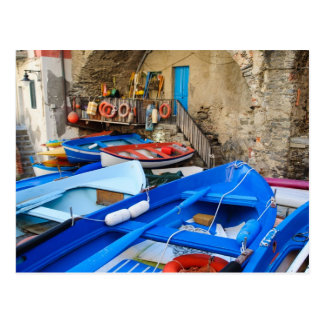 Postal Italiano Riviera de Cinque Terre Italia el |