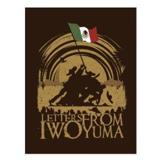 Postal Iwo Yuma