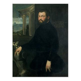 Postal Jacopo Sansovino, originalmente Tatti