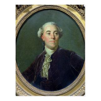 Postal Jacques Necker c.1781