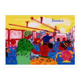 Postal JamaicanBusRide