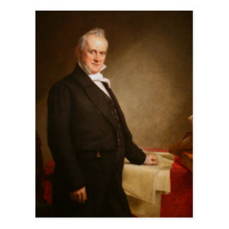 Postal James Buchanan