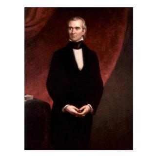 Postal James Polk