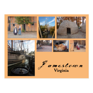 Postal Jamestown (Virginia)