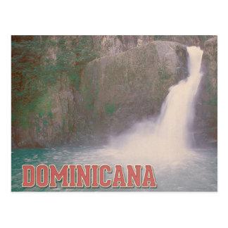 Postal Jarabacoa baja Dominicana