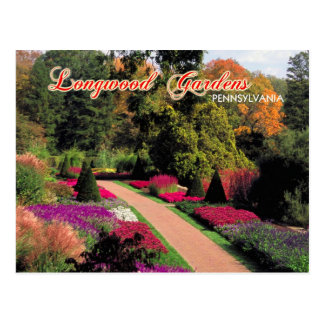 Postal Jardines de Longwood, Pennsylvania