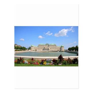 Postal Jardines de Viena BelPalace