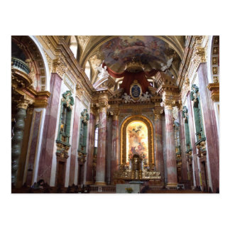Postal Jesuitenkirche, Wien