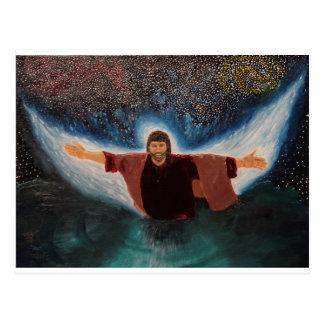 Postal Jesús