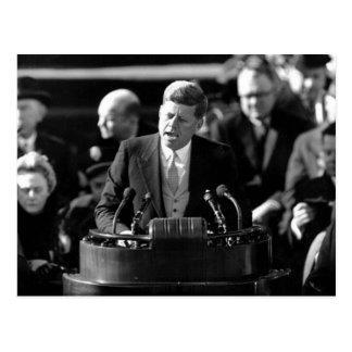 Postal JFK Inauguaration