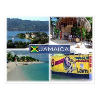 Postal JM Jamaica -