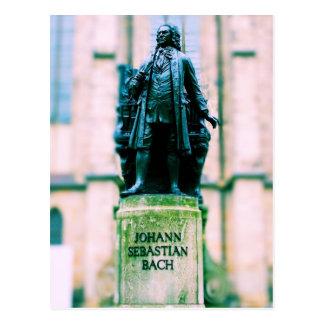 Postal Johann Sebastian Bach