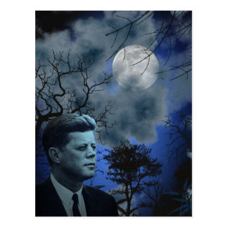 Postal John F. Kennedy