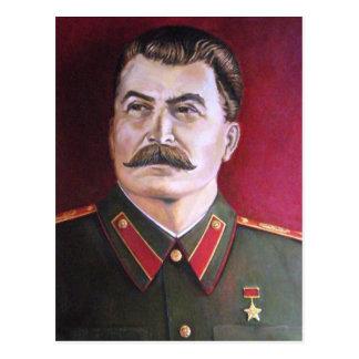 Postal Joseph Stalin
