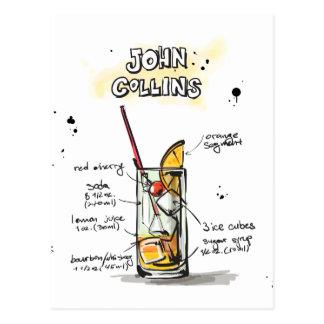 Postal Juan Collins