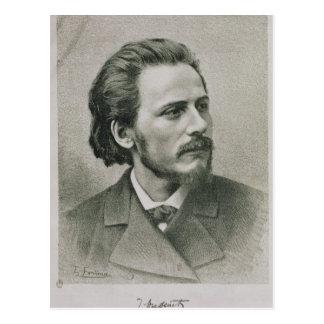 Postal Julio Emilio Massenet