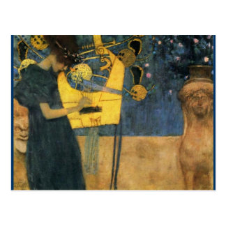 Postal Klimt