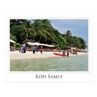 Postal Koh Samui - Thailand