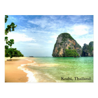 Postal Krabi, Tailandia