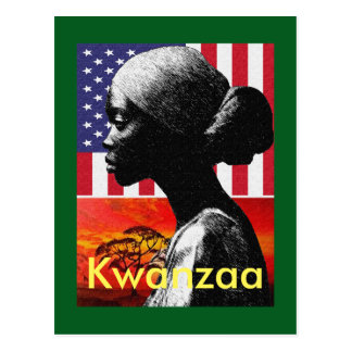 Postal Kwanzaa