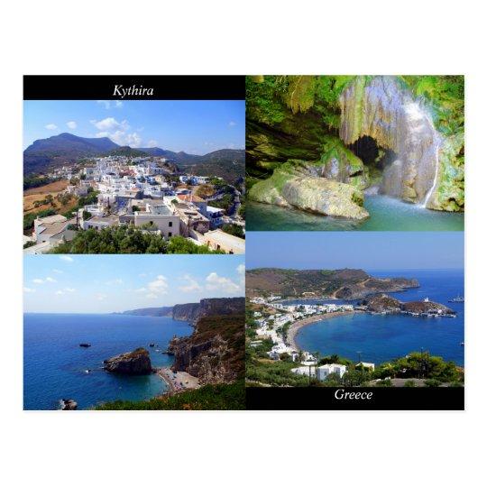 Postal Kythira- Grecia
