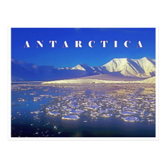 Postal La Antártida