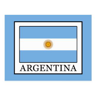 Postal La Argentina