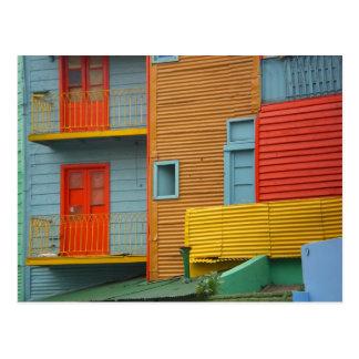 Postal La Boca, Buenos Aires Aires - 3