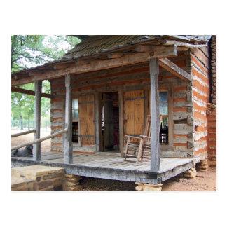 Postal La cabaña de madera de Himes - Euless, Tejas