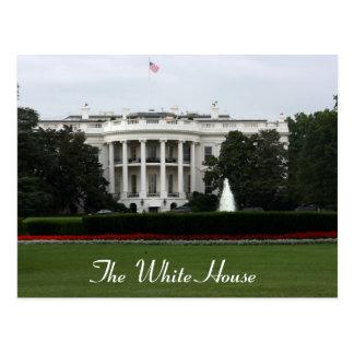 Postal La Casa Blanca