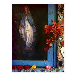 Postal LA del este Maria