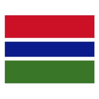 Postal La Gambia, Gabón