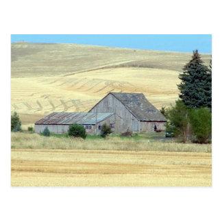 Postal La granja vieja