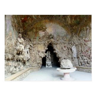 Postal La Grotta grandes 3 de Boboli