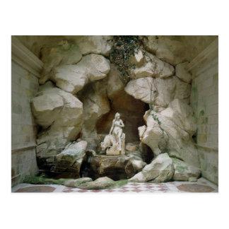 Postal La gruta del Laiterie de la Reine