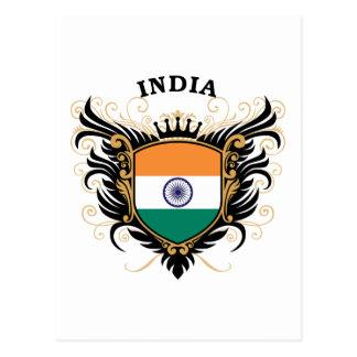 Postal La India