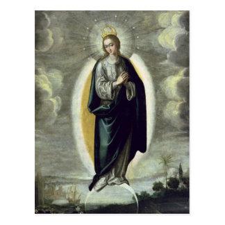 Postal La Inmaculada Concepción