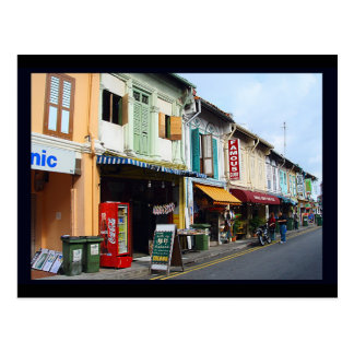 Postal La poca India, Singapur