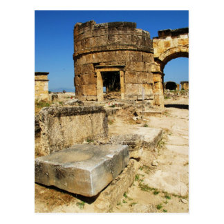 Postal La PUERTA BIZANTINA - Hierapolis