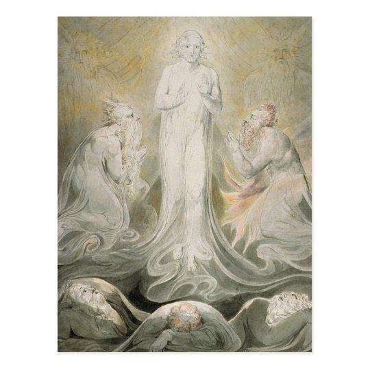 Postal La transfiguración