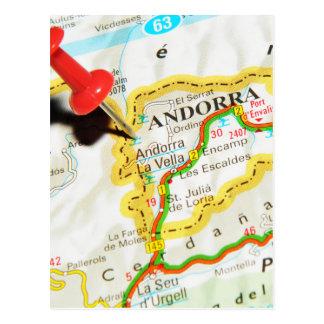 Postal La Vella, Andorra de Andorra