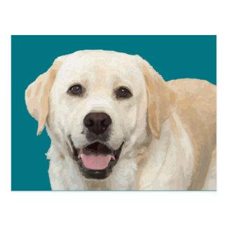 Postal Labrador retriever 1
