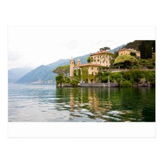 Postal Lago Como